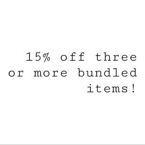Bundle Up 🌿